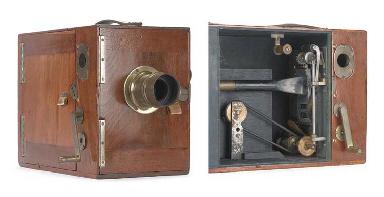 Cinematographic camera