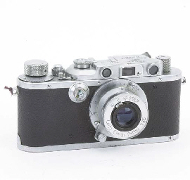 Leica III no. 301754