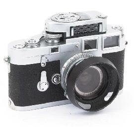 Leica M3 no. 782954