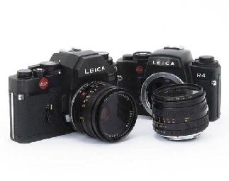 Leica R cameras