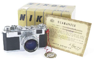 Nikon S2 no. 6172854