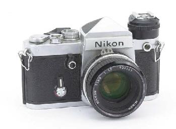 Nikon F2 no 7399402