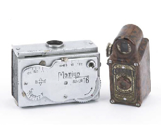 Subminiature cameras