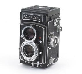 Rolleiflex equipment