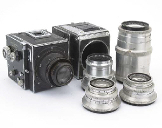 Primarflex camera no. 26371