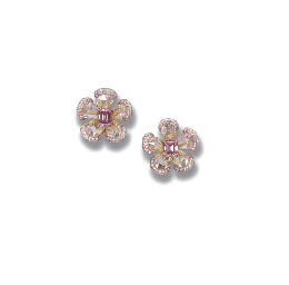 A PAIR OF EXTREMELY FINE DIAMO