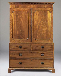 A MAHOGAY LINEN PRESS