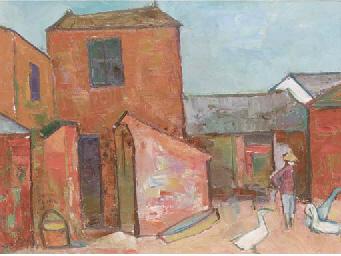 Shih De Jinn (Xi Dejin), (1923