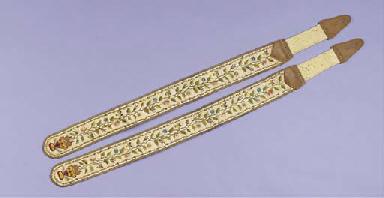 A pair of gentleman's braces,