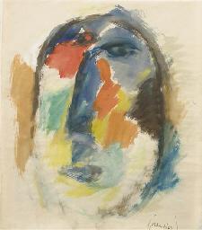 Portret van een vrouw I