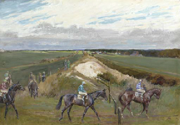 The Ditch: Newmarket
