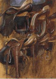Stag Hunting Saddles