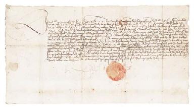 james iv  king of scotland  1488 1513   letter signed