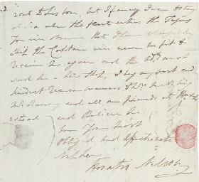 NELSON, Horatio, Viscount (175