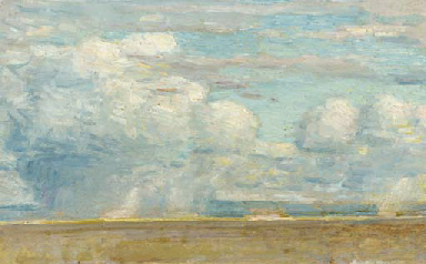 Clouds (Rain Clouds over Orego