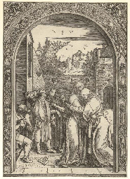 Joachim and Saint Anne at the