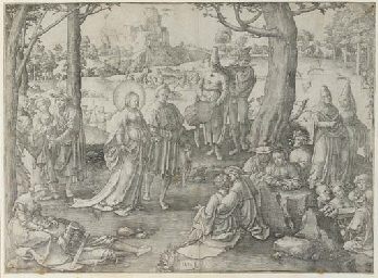 Dance of Saint Mary Magdalene