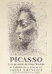 Picasso, un demi-Siècle de Liv