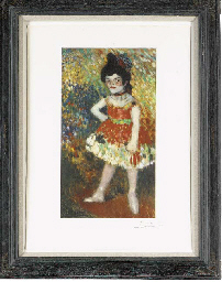 The Midget Dancer, from the Ba
