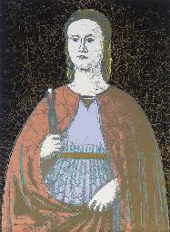 Saint Apollonia (F. & S. II.33