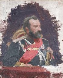 Portrait of General Aleksei Ni