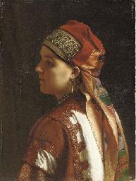 Portrait of a Provincial Lady