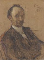 Portrait of Il'ia Iakovlevich