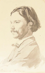 Portrait of a Man, facing righ