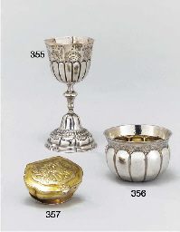 A German silver cup