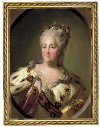 Catherine II (1729-1796), Empr