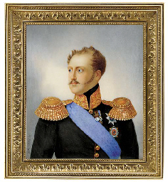 Tsar Nicholas I (1796-1855), i