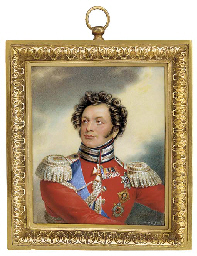 Prince Fedor Petrovich Uvarov