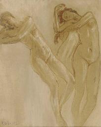Study of Female Nudes