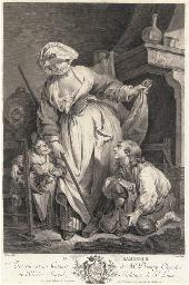 Le Ramoneur; and La Servante C