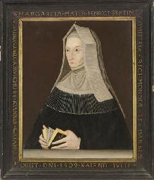 Portrait of Lady Margaret Beau