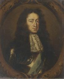 Portrait of William III (1650-