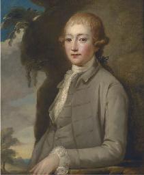 Portrait of Edmund Townley (17