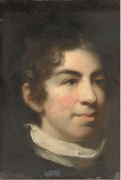 Portrait of a boy, head-and-sh