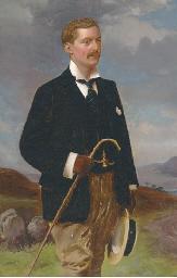 Portrait of a gentleman, small