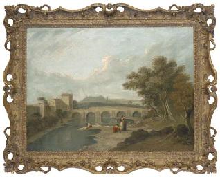 The Bridge of Augustus at Rimi