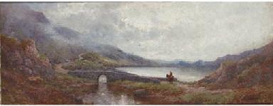 The Serpent's Lake, Gap of Dun