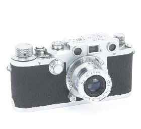 Leica IIIc no. 464724