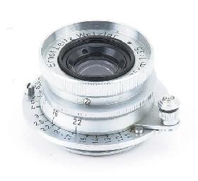 Summaron 3.5cm. f/3.5 no. 9725
