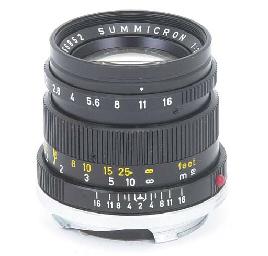Summicron f/2 50mm. no. 275685