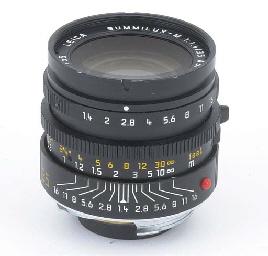 Summilux-M f/1.4 35mm. ASPH no
