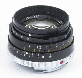 Summilux-M f/1.4 35mm. no. 308