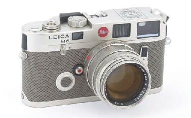 Leica M6 Anniversary no. 17573