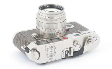 Leica M6 Anniversary no. 17581