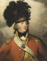 Portrait of Francis Humberston