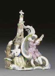 A Nymphenburg pastoral musical